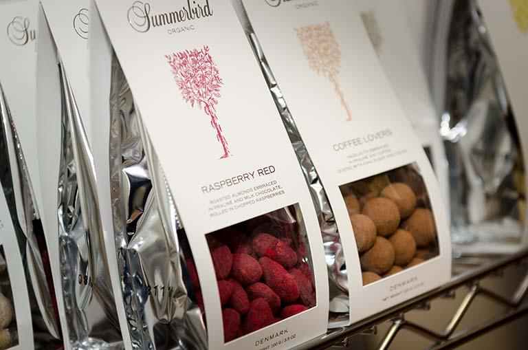 Summerbird chokolade Odense